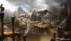 god of war ART Pesquisa Google GOD OF WAR Pinterest