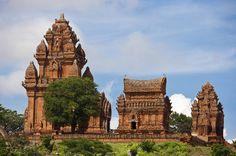 Cham Temple, Nha Trang, Vietnam