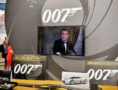 James Bond Race Cars toy Spectre