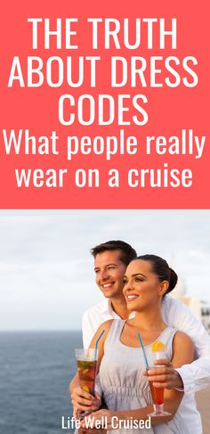 Do cruise lines still have dress codes? They sure do! However, cruises are becoming more casual over the years - so you'll want to know both the cruise line dress codes, as well as what people actually wear on different cruise lines. Read and save this for when your cruise planning and prep! #cruise #cruisedresscodes #cruisewhattowear #cruiseformalnight #cruisevacation #carnivalcruise #princesscruise #celebritycruise #royalcaribbean #norwegiancruiseline #formalnight Cruise Ship Reviews, Best Cruise Ships, Cruise Destinations, Cruise Vacation, Cruise Formal Night, Luxury Cruise Lines, Cruise Packing Tips, Norwegian Cruise Line, Celebrity Cruises