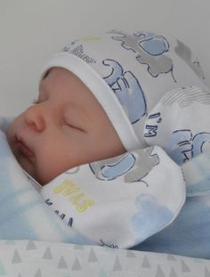 MARIAN ROSS Reborn Baby Boy Doll ZOEY by CASSIE BRACE LIMITED EDITION