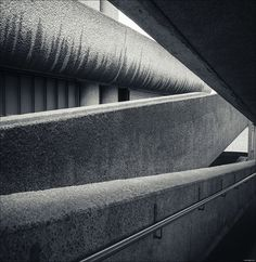 The Barbican & Fann St YMCA London, England Architect: Chamberlin, Powell & Bon Photo: Copyright All rights reserved by nicoimages Brutalist Buildings, Place To Shoot, Land Use, Barbican, Interesting Buildings, Amazing Architecture, Engagement Shoots, Concrete, Photography
