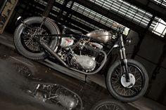 Bobber Inspiration   BSA bobber   Bobbers and Custom Motorcycles