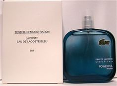 Eau De #Lacoste Bleu #Cologne 3.3oz List Price: $65.00 Our Price: $25.00