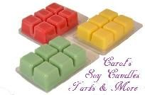 Homeade Clamshell Soy Wax Wickless Candle Chunk Melts $25.00