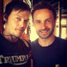 Norman & Andrew