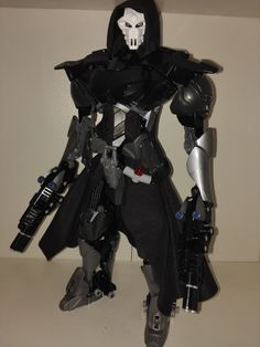 Reaper Ultrabuild #LEGO #Overwatch #Reaper #Ultrabuild #Hero Factory #Bionicle #Constraction #Blizzard http://www.flickr.com/photos/93700482@N04/33318839676/