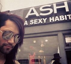 Ash: A Sexy Habit yeah...