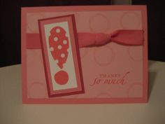 Pick a Petal by bendis - Cards and Paper Crafts at Splitcoaststampers Stamping Up, Rubber Stamping, Handmade Card Making, Kids Cards, Funny Faces, Stampin Up Cards, Thank You Cards, Paper Crafts, Frame
