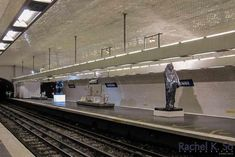 From glass bead structures to submarines, we look at the 10 most beautiful and quirky Parisian metro stations. Saint Germain, Louvre Pyramid, Rodin Museum, Night Walkers, Famous Sculptures, Metro Subway, Latin Quarter, France Art, French History