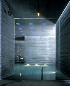 Therme Vals - Peter Zumthor.