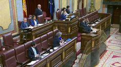 baño parlamentario, mirad este vídeo de Pablo Bustinduy hoy en el Pleno del Congreso �