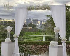 Royal South Yarra Tennis Club Wedding ceremony www.circleofloveweddings.com.au