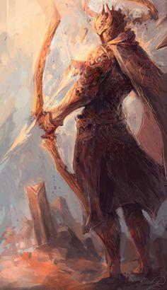 Arquero de Abraxas