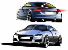 Audi TT: new images