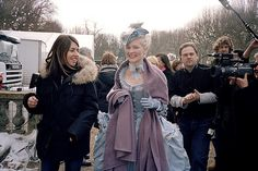 Marie Antoinette - Les coulisses