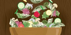 Is nutritious food really pricier, and, if so, is that really the problem?