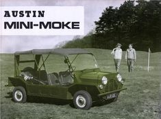 Classic Mini, Classic Cars, Car Brochure, Batmobile, Car In The World, Vintage Cars, Cool Cars, Monster Trucks, Cats
