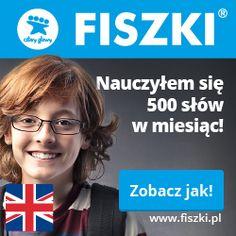 FISZKI do szybkiej nauki języka angielskiego i nie tylko - sprawdź na: http://webep1.com/Zobacz/To?a=6588&mp=500&r=L21ldG9kYS81&webeId=webepartners