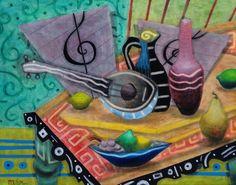 Musical stillnlife