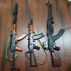 No photo description available. Weapons Guns, Airsoft Guns, Guns And Ammo, Assault Weapon, Assault Rifle, Kalashnikov Rifle, Military Guns, Cool Guns, Shotgun