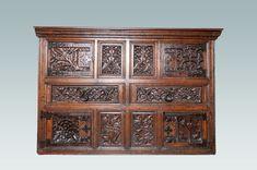 16th century cupboard, Marhamchurch antiques