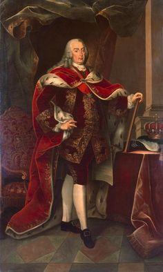 Dom José I, O Reformador, vigésimo quinto rei de Portugal, filho de João V, e de Maria Ana de Áustria, nasceu em Lisboa a 06 de Junho de 1714 e morreu em Lisboa a 24 de Fevereiro de 1777, casou com Dona Mariana Vitória da Espanha. Reinou 1750-1777.