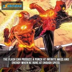 FLASH will beat you down in the blink of an eye! Check out @eNebriated and…