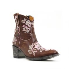 MEXICANA BOOTS - BRODEES - Mexicana