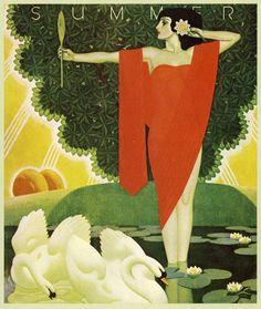 Vintage et cancrelats, Eté, 1931