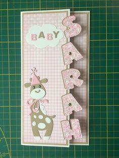 24 Bébé Fabrication Carte Embellissement Fille bébé Scrapbooking accessoires bébé Garçon