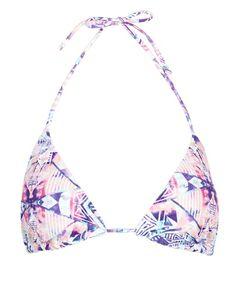 Gina Tricot -Pam bikinitop Gina Tricot, String Bikinis, Essentials, Spring, Swimwear, Fashion, Dental Floss, Bathing Suits, Moda