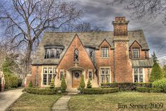 tudor style homes | English Tudor Style Home | Flickr - Photo Sharing!
