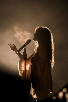 Florence performing at Splendour in the Grass on July 25, 2015 in Byron Bay, Australia.