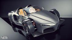 Concept Car | Freelancers 3D