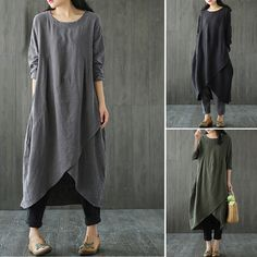 Item Fabric: Cotton Linen. Item Color : Black/ Gray/ Artichoke ( As pictures show ). 1, The real color of the item may be slightly different from the pictures shown on website caused by many factors such as brightness of your monitor and light brightness.   eBay!