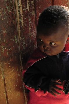 toddler in Mbabane, Swaziland. BelAfrique - Your Personal Travel Planner - www.belafrique.co.za