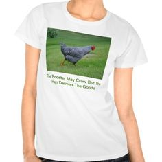Women's Chicken T-Shirt