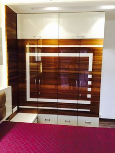 Bed Room Wardrobe Design