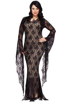 Check out the deal on Miss Darkness Plus Size Costume vampire