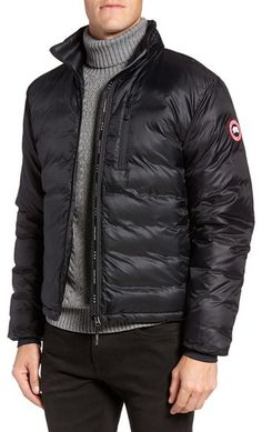 Canada Goose 'Lodge' Slim Fit Packable Windproof 750 Down Fill Jacket https://api.shopstyle.com/action/apiVisitRetailer?id=384287096&pid=uid8100-34415590-43