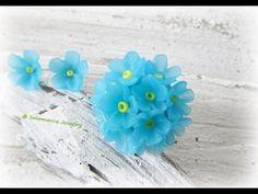 Polymer Clay Flower Tutorial by FimoTV