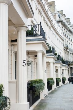 Kensinginton is our favorite neighborhood in London.  #16 Sumner Place is our hotel of choice, convenient to everything.