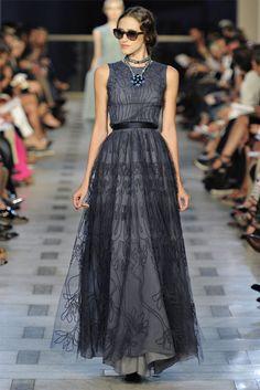 Zac Posen, New York Fashion Week, Spring 2012