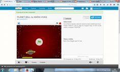 Mi juego Planet ball. Creado con Scratch con mucha paciencia y tiempo, aunque creo que con un buen resultado.