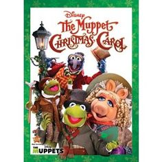 The Muppet Christmas Carol  #Movies #Film #DVDs #Gift #Christmas #Wishlist #TV #Movie #Shows #Kids #Family #Gift #Christmas #Wishlist