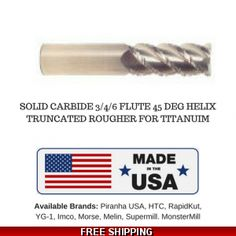 "RAPIDKUT CARBIDE BURRS 1//4/"" SHANK DEBURR DOUBLE CUT BURS TOOL BITS 5 PCS LOT"