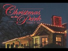 Christmas in the Park | Holidays | Pinterest