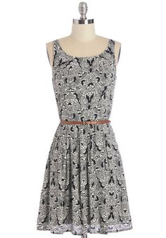 Baking Beginner Dress | Mod Retro Vintage Dresses | ModCloth.com
