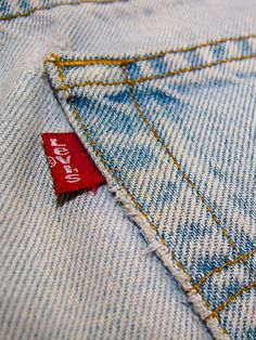An original pair of LEVI 501 jeans from 1890 sold for $60,000 on eBay in 2005.